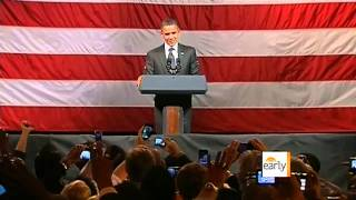 "Heckler to Obama: ""You are the Antichrist"""