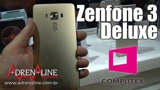 download lagu Zenfone 3 Deluxe: Veja Nosso Hands-on Do Novo Smartphone gratis