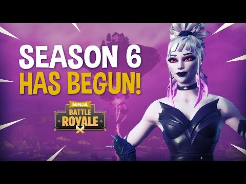 Season 6 Has Begun and Its Awesome!! - Fortnite Battle Royale Gameplay - Ninja