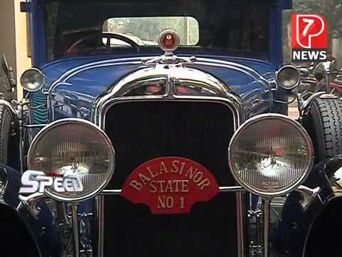 Vintage Car Rally in Delhi & Gurgaon