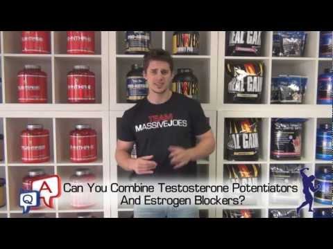 How Do Natural Testosterone Boosters Work? MassiveJoes.com MJ Q&A Best Review Anabolic Estrogen Test