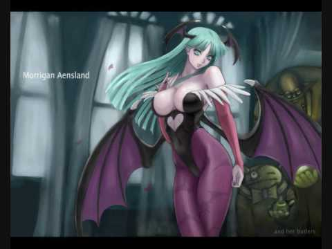 Morrigan Tribute