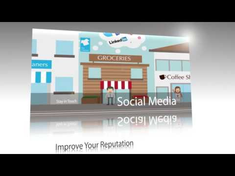 Local Marketing SEO Social Media Reviews Website