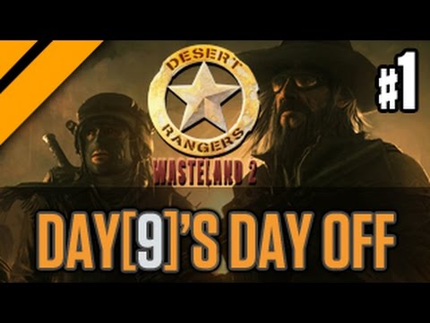 Day[9]'s Day Off - Wasteland 2 P1 video