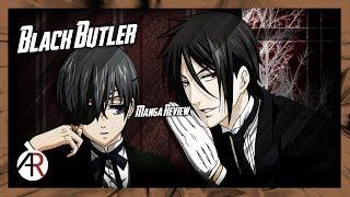 Black Butler   Manga Review