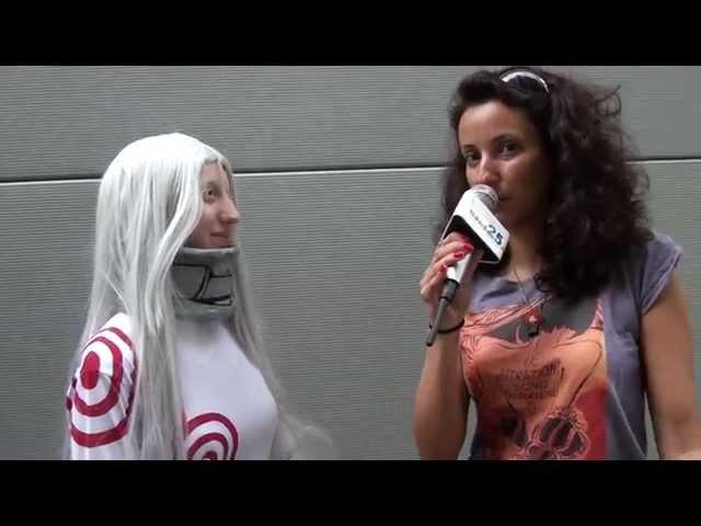 Deadman Wonderland Shiro Manga Cosplay - Video Romics