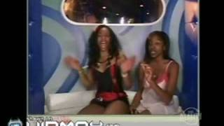 Two insane girls get a little two sleazy in reality show confession booth
