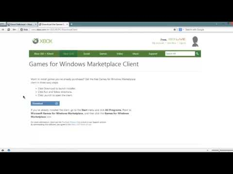 Games for Windows Live Fix For Windows 8