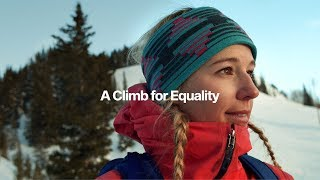A Climb for Equality
