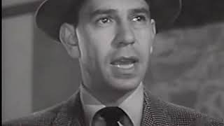 Dragnet 1950s TV Series The Big Lease