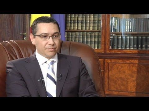 euronews interview - Victor Ponta: