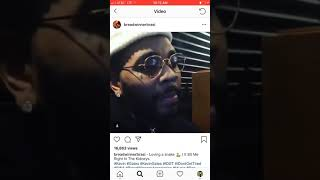 Kevin Gates talks about Cheating On Dreka on tour