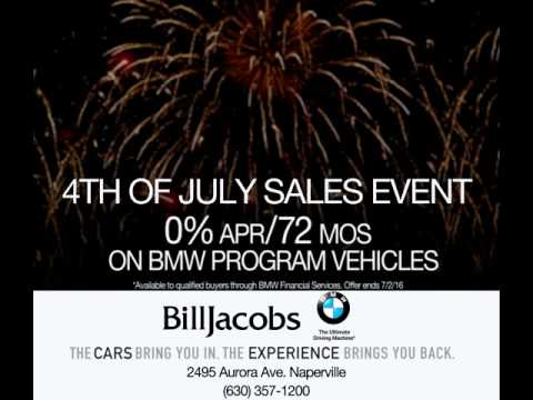 Bill Jacobs BMW - July 4th Sales Event