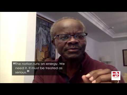 (NDUOM FOR GHANA)  Karpower Power Barge.mp4