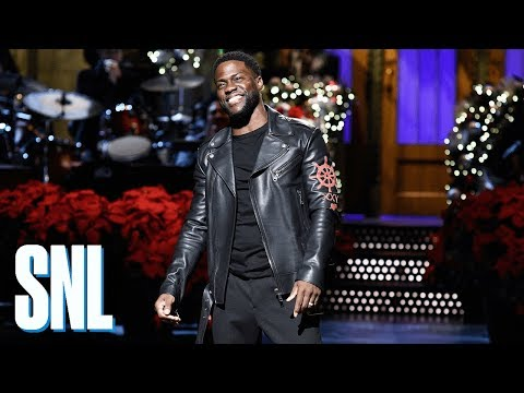 Kevin Hart Stand-Up Monologue - SNL