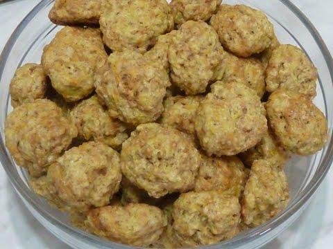Как испечь постные печенья с тыквой Pumpkin cookies