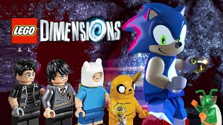 LEGO Dimensions Year 2 - My Thoughts!