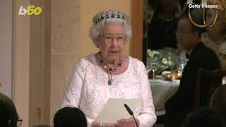 The Queen Had This Hilarious Reaction to (Unnecessary) Mouth-to-Mouth Resuscitation