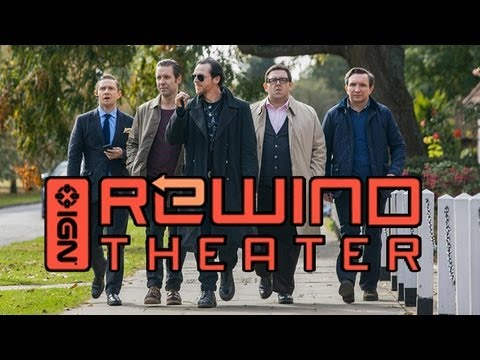 IGN Rewind Theater - The World's End Debut Trailer