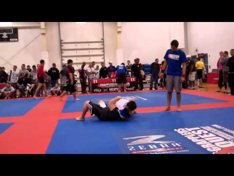 Jean Paul LeBosnoyani Grapplers Quest Fort Lauderdale Florida 2012