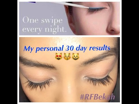 Does Lash Boost From Rodan and Fields Work? My Personal 30 Day Results For Long Dark & Fuller Lashes