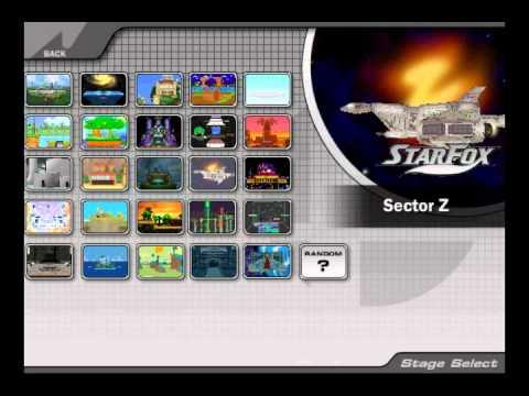 Super Smash Flash 2 Demo V0.7 Overview