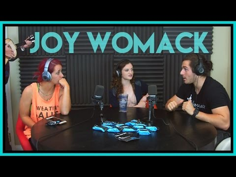 Podcast #50 - Joy Womack (First American Dancer to Graduate From Bolshoi Academy)