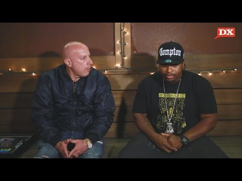 Lil Eazy-E talks Jail Time with Suge Knight, NWA Movie & Eazy E
