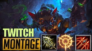 Twitch Montage 8 - Best Twitch Plays S8 | League Of Legends Mid