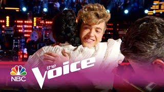 The Voice 2017 - After the Elimination: Davon, Adam, Keisha and Noah (Digital Exclusive)