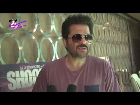 Interview of Anil Kapoor and Tusshar Kapoor on the success of film 'Shootout At Wadala'