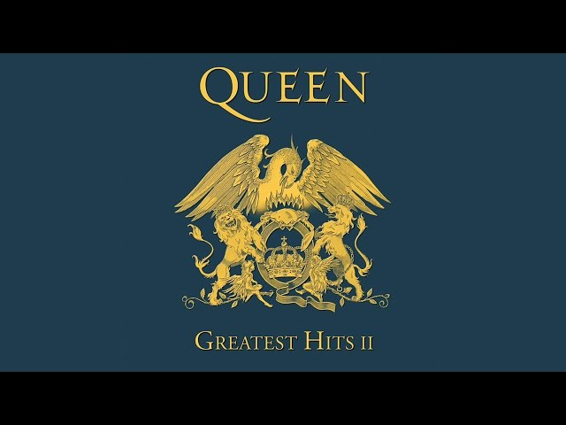 Queen - Greatest Hits 2 1 hour 20 minutes long