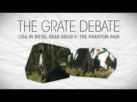 PT's Lisa in Metal Gear Solid V: The Phantom Pain