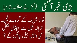 Nawaz Shreef Kidny Fail | BIG NEWS