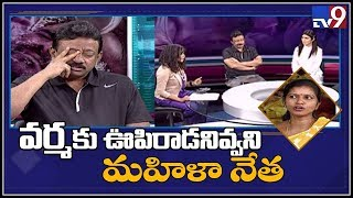 RGV bold answers to Social activist Rekha questions