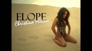 Watch Christina Milian Elope video