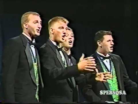 Barbershop Quartet Champions Quartet Champion