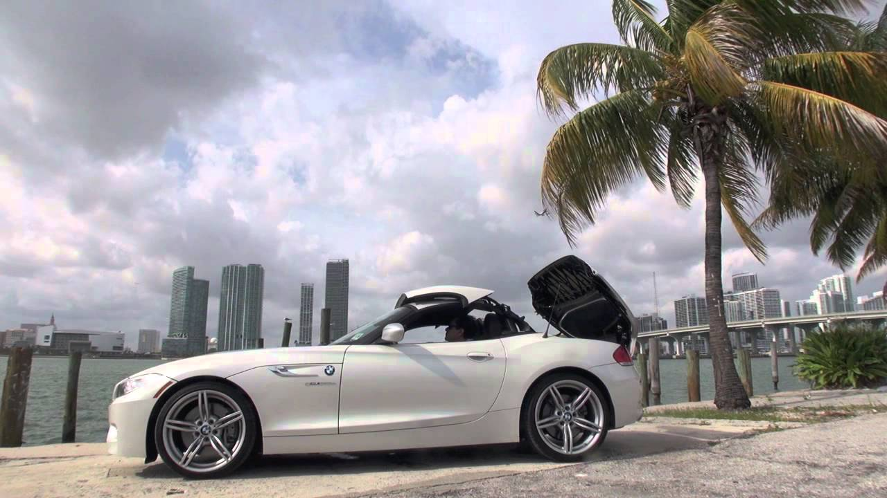 2014 Bmw Z4 Sdrive 35is Miami Beach Test Drive Youtube