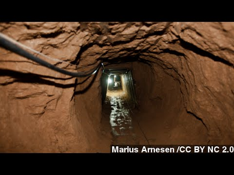 How Hamas Is Using Its Network Of Gaza Tunnels