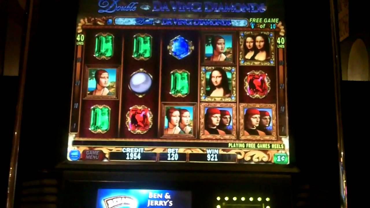 Double down casino davinci diamonds