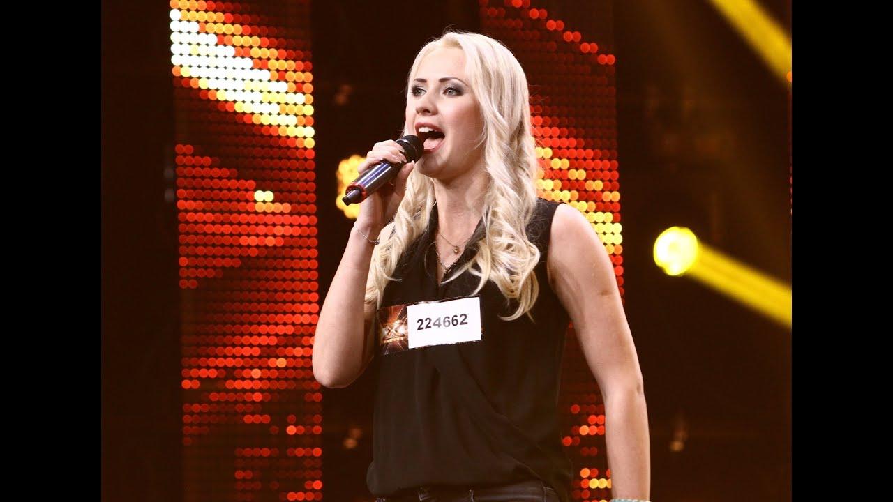 "Conchita Wurst - ""Rise Like a Phoenix"". Vezi interpretarea lui Natalia Jemna, la X Factor!"