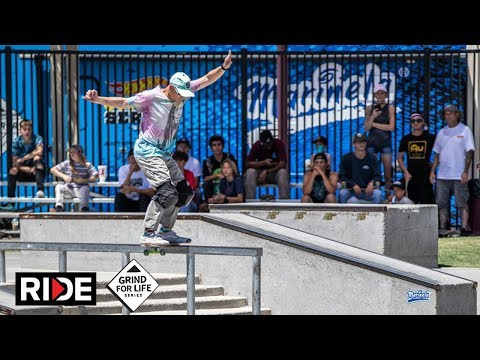 Grind for Life Series at Phoenix, Arizona Presented by Marinela