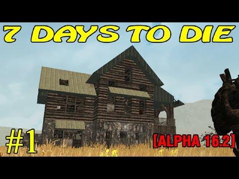 7 Days to Die ► Начало ► №1 (16+)