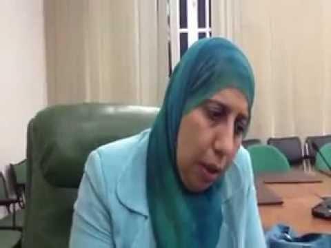 image vid�o يمينة الزغلامي تطلق النار على علاء الشابي