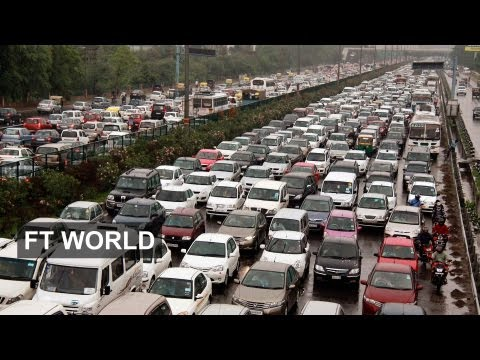 New Delhi faces pollution crisis