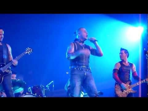 Rammstein Live - Ohne Dich [HD] - Helsinki 15.2.2012 - Hartwall Arena