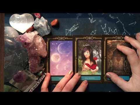 Aquarius March 2017 General and Love Tarot Reading