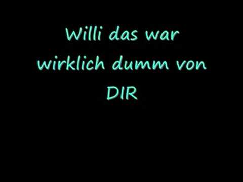 Die Toten Hosen - Willis Tiefer Fall