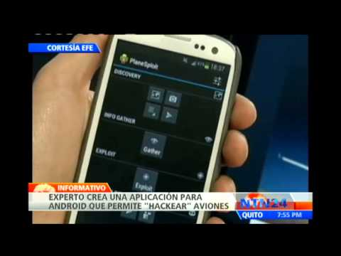 Experto crea aplicacin para Android que permite 
