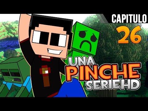 Minecraft: Una Pinche Serie HD Ep. 26 I Mi fabrica de carnitas OP